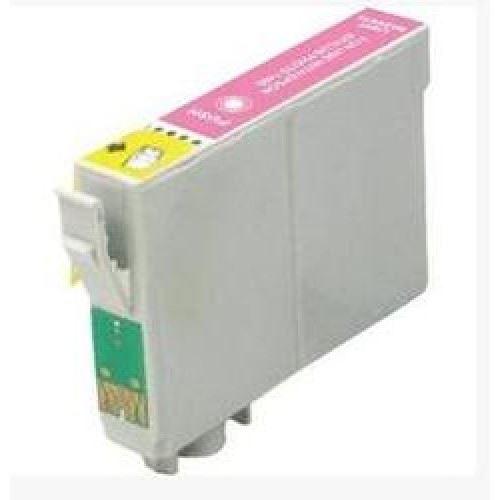 Epson T0796 Light Magenta kompatibilní náplň