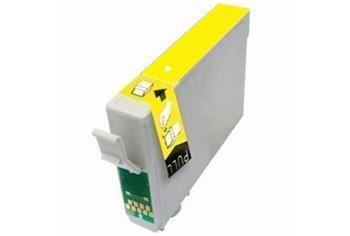Epson T1284 Yellow kompatibilní náplň žlutá