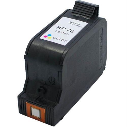 HP 78 barevná kompatibilní inkoustová náplň C6578A