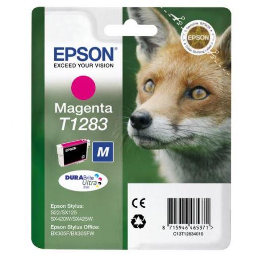 Epson T1283 Magenta inkoust červený