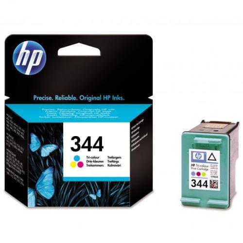 Originál barva HP C9363E No.344 Color barevná