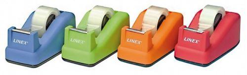 Linex TD-100 stolní odvíječ lepící pásky