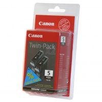 Canon PGI-5Bk  Black originální inkoustová náplň černá duopack