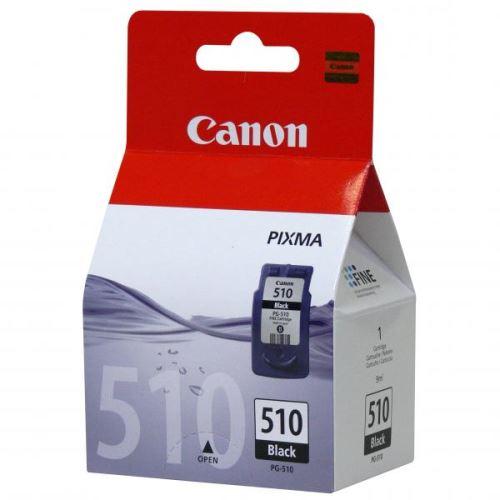 Canon PG-510 Black originální inkoustová náplň černá