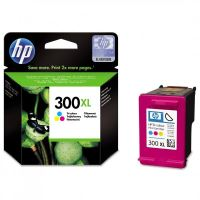 HP CC644E No.300XL Color originální inkoustová náplň barevná