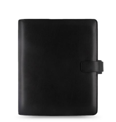 Diář Filofax Metropol formát A5 černý black