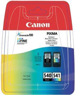 Canon PG-540 + CL-541 Black+Color černá a barevná originální náplň