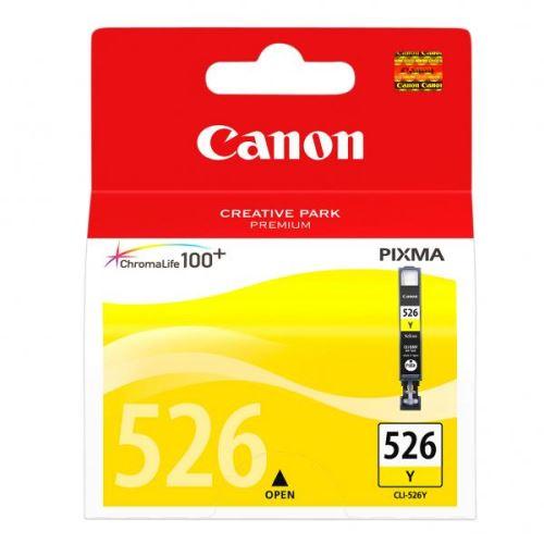 Canon CLI-526Y Yellow originální inkoust žlutý