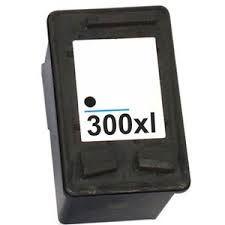 HP 300 Black kompatibilní inkoustová náplň černá CC640EE