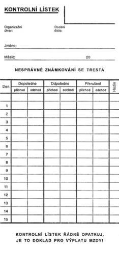Tiskopis Píchačky