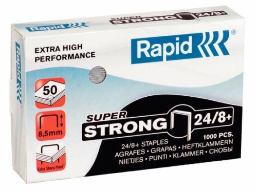 Drátky do sešívačky Rapid Super Strong 24/8+ 1000ks