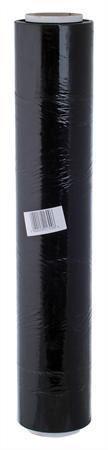 Balící stretch fólie 50cm 23mic 150m černá