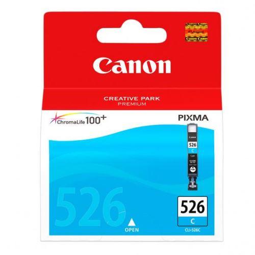 Canon CLI-526C Cyan originální inkoust modrý