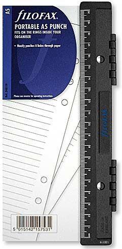 Filofax náplň do diáře formát A5 diář 6 plastový