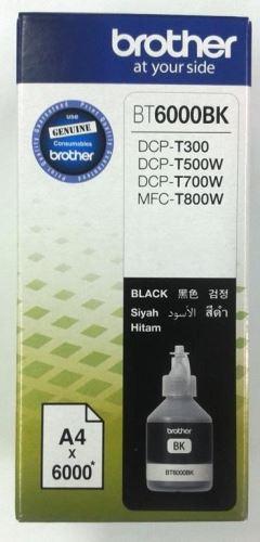 Brother BT-6000BK black originální inkoustová náplň černá BT6000BK