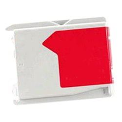 Brother LC1100 LC980 XL Magenta kompatibilní inkoustová náplň červená