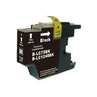 Brother LC-1220 LC-1240 LC-1280Bk černá kompatibilní náplň