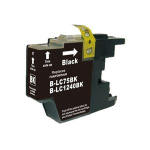 Brother LC-1240 LC-1280 Black kompatibilní náplň