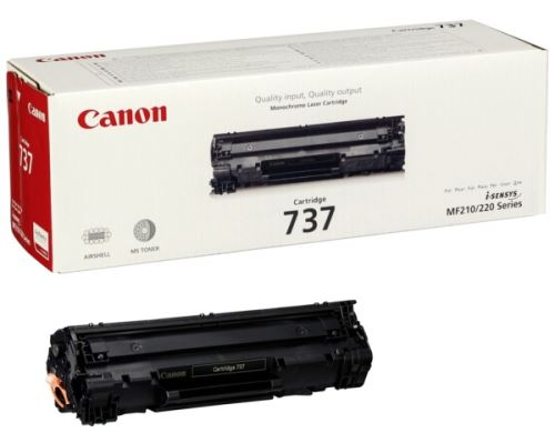 Toner Canon CRG737 originální