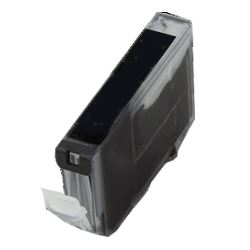 Canon CLI-521Bk Black S ČIPEM kompatibilní inkoustová náplň černá