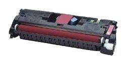 HP Q3963A magenta kompatibilní červený toner