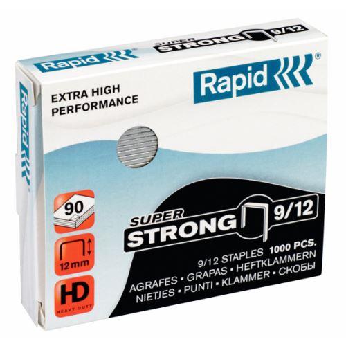 Drátky do sešívačky Rapid Strong 9/12 1000ks