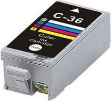 Canon CLI-36 Color kompatibilní inkoustová náplň barevná