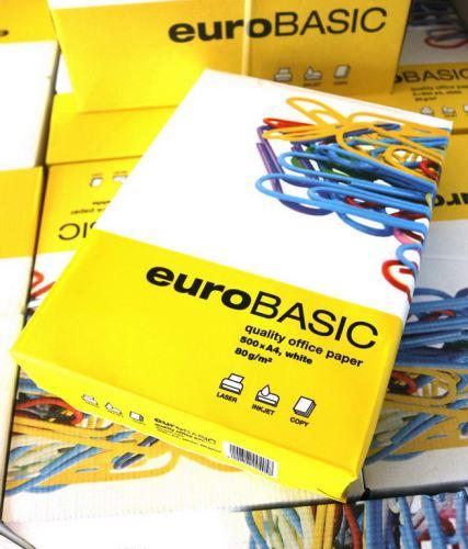 kancelářský papír Eurobasic A4