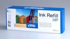 Refill kit Crocodile 300-B pro HP CC643 No.300 CB337 No.351 barevná