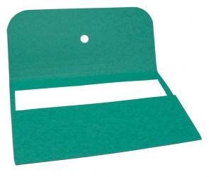 Odkládací kapsa A4 Prešpán zelená