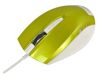 Myš E-BLUE Dynamic optická zelená