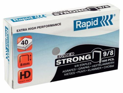 Drátky do sešívačky Rapid Strong 9/10 1000ks