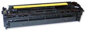HP CB542A kompatibilní žlutý toner