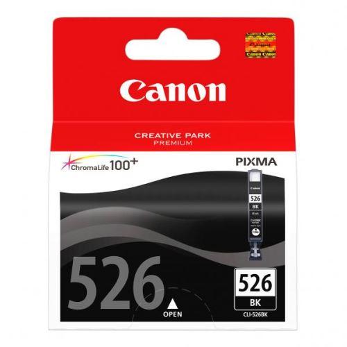 Canon CLI-526BK Black originální inkoustová náplň černá